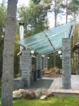 Загородный дом в посёлке Лемболово