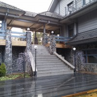 Частный дом в Репино